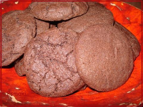 Domowe ciasteczka czekoladowe