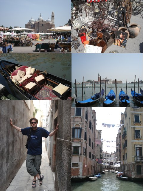 Italia Padwa i Wenecja
