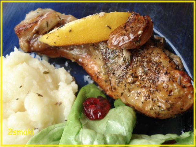 Kurczak cytrynowy Nigelli