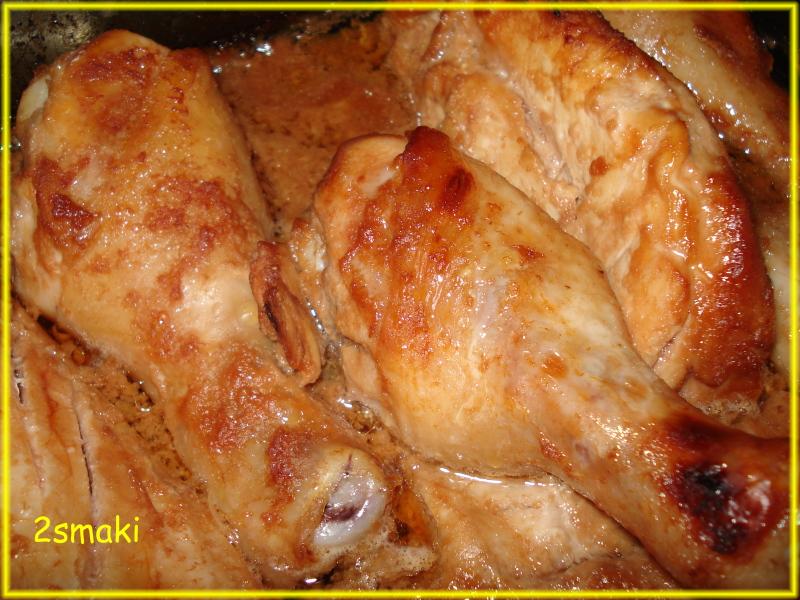 Kurczak keczupowy dla dzieci