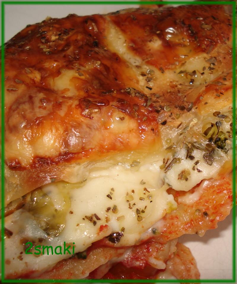 Lasagna z brokułami