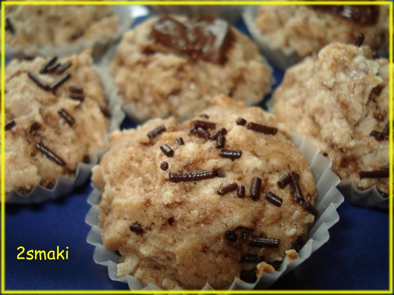 Muffinki toffi