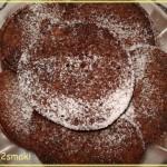 Placuszki czekoladowe z dynią