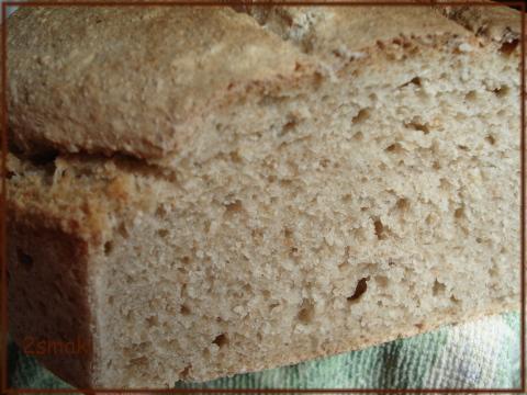 Polski chleb pszenno-żytni