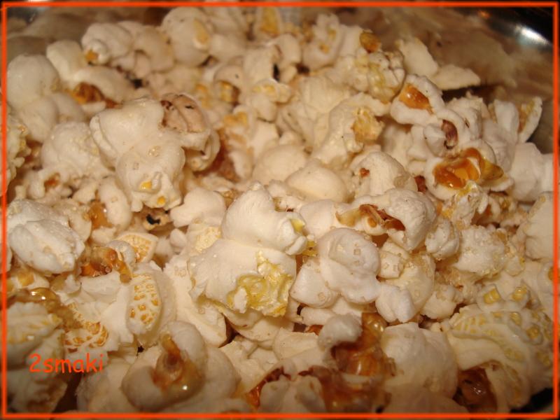 Popcorn smakowy
