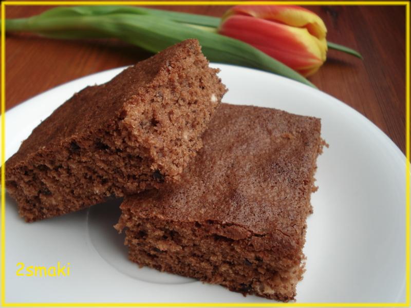 Puszyste i delikatne jak chmurka ciasto czekoladowe