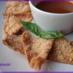 Tortille z czerwonej soczewicy