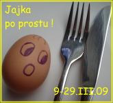 Konkurs z nagrodami na proste danie z jajek