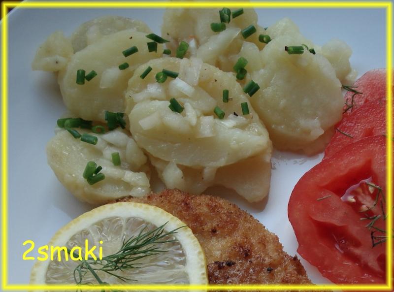 Sałatka ziemniaczana Kartoffelsalat