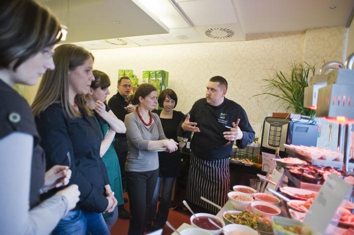 Knorr event Bulionetki pieczeniowej