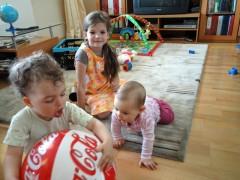 3 małe damy