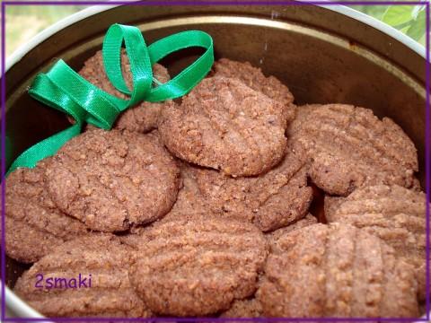 Ciasteczka gryczano-owsiane