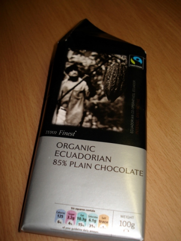 Fair Trade Czekolada