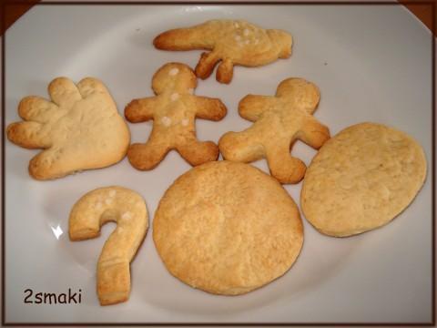 Kruche ciasteczka prababci