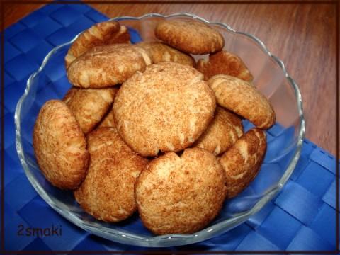 Ciasteczka Snikerdoodles