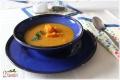 Zupa z dyni z mlekiem kokosowym i curry