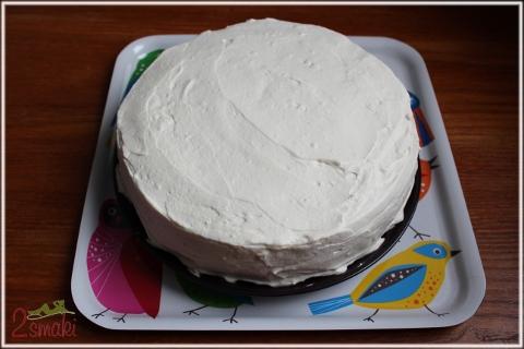 Tort czekoladowy z kremem mascarpone 4