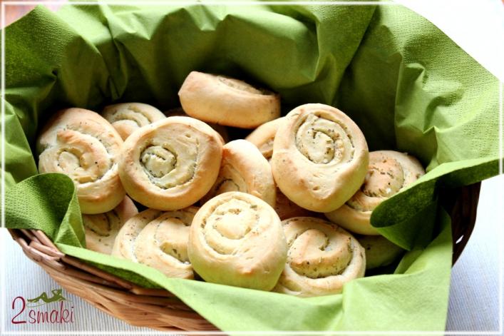 Bułeczki ziołowe