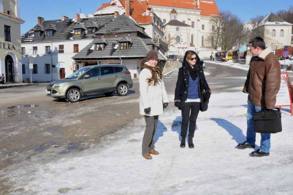 Ford Kuga - wyjazd do Kazimierza i Lublina