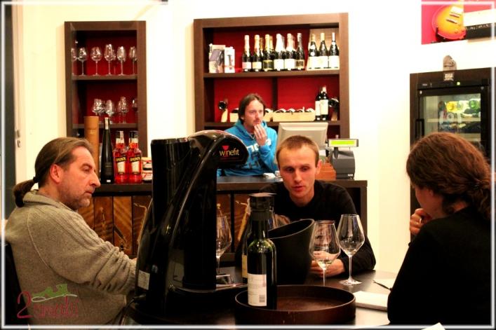 Wino i Jazz rozmowa