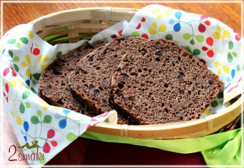 Chleb czekoladowy 00