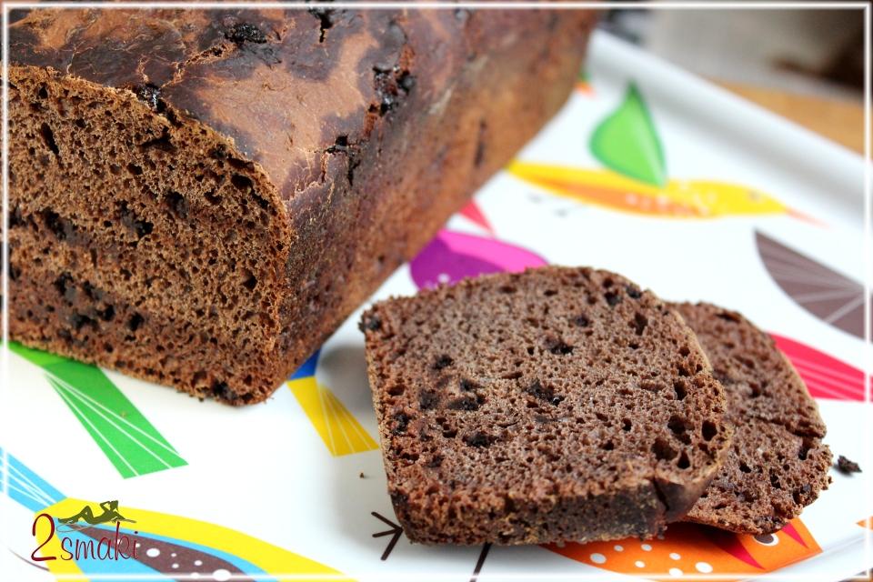 Chleb czekoladowy na zakwasie
