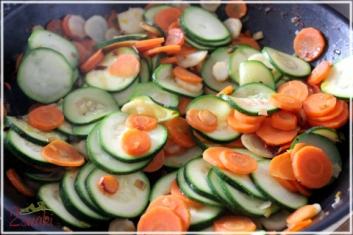 Warzywa duszone 2