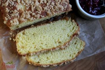 Ciasto drożdżowe z kruszonką 2