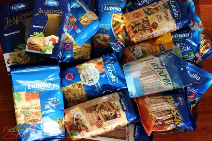 Konkurs Lubella - makaronowe danie dla dzieci