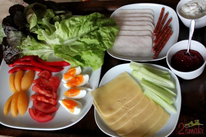 Ruloniki śniadaniowe 1