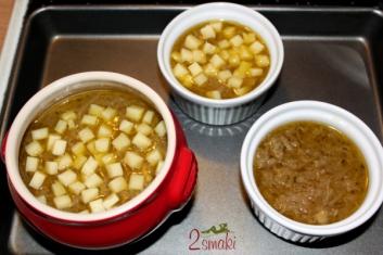 Zupa cebulowa zapiekana w cieście francuskim 5