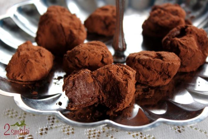 Trufle czekoladowe 0