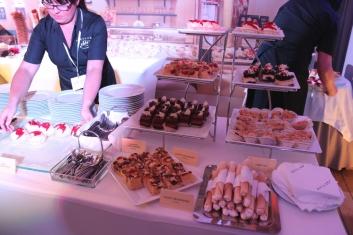 Konferencja Grycan 2014 ciasta