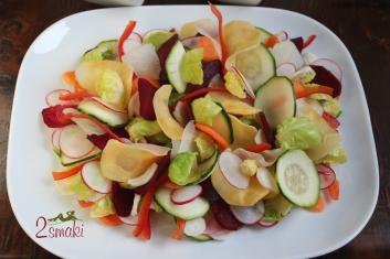 Sałatka z zimowych warzyw 00