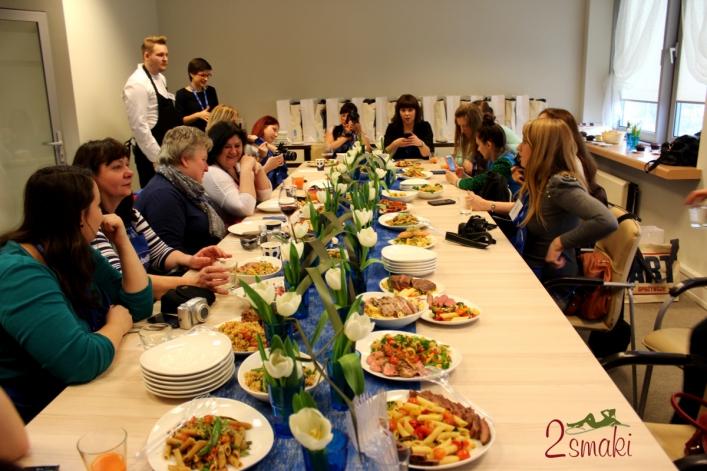 Warsztaty Lubella - kobieca kuchnia 14