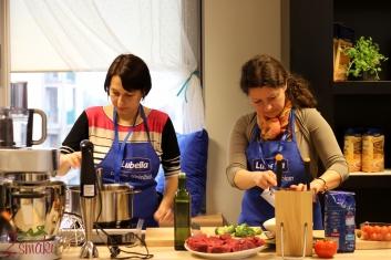 Warsztaty Lubella - kobieca kuchnia
