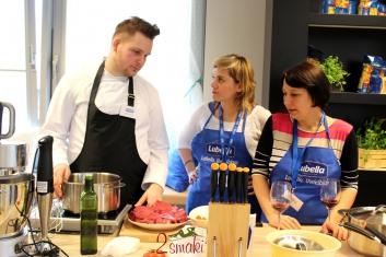 Warsztaty Lubella - kobieca kuchnia 4