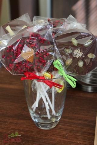 Manufaktura czekolady - lizaki