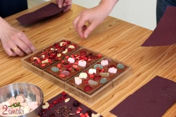Manufaktura czekolady -  tworzenie czekolady