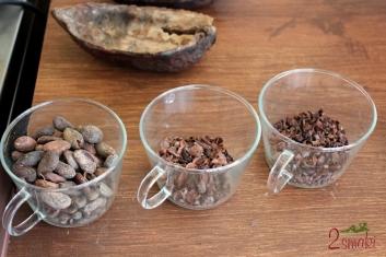 Manufaktura czekolady - ziarna