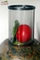 Świeże soki owocowo-warzywne ogórek, pomidor, szpinak