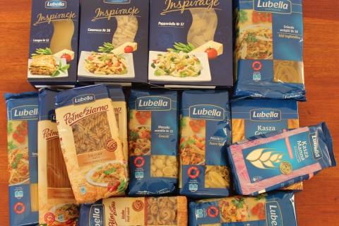 Konkurs Lubella produkty