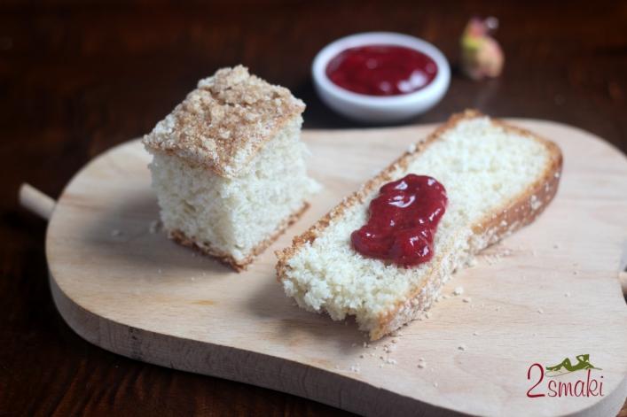 Wegańskie ciasto drożdżowe 0