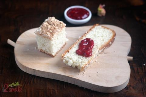 Wegańskie ciasto drożdżowe