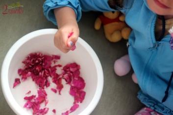 Konfitura z płatków róży 2