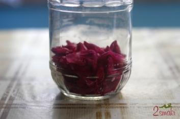 Konfitura z płatków róży 4