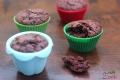 Muffinki czekoladowo-kawowe