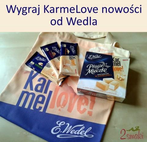 Konkurs Wedla karmelowy