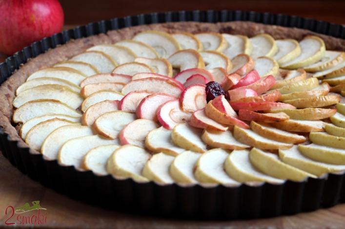 Tarta jabłkowa 0