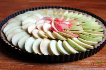 Tarta jabłkowa 3